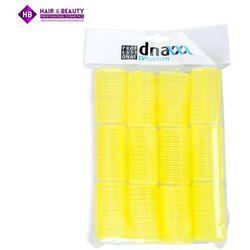 KIEPE Wałki do włosów D32 (opakowanie- 12 sztuk) Yellow 10032