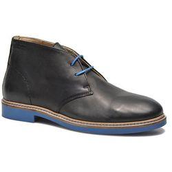 promocje - 30% Buty sznurowane Aigle Dixon Mid 2 Męskie Czarne 100 dni na zwrot lub wymianę