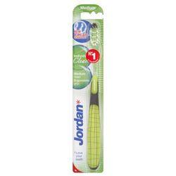 JORDAN Szczot.d/zęb.INDIVIDUAL CLEAN Średnia - - 1 szt.