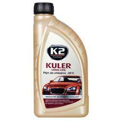 K2 Kuler RED Gotowy Płyn do chłodnic 1l