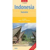 Indonezja Sumatra mapa 1:1 500 000 Nelles (opr. miękka)