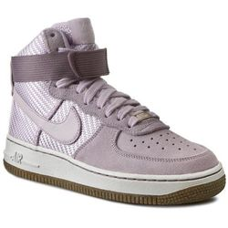 Buty NIKE - Air Force 1 Hi Prm 654440 500 Bleached Lilac/Bleached Lilac