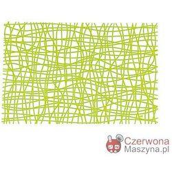 Podkładka na stół Koziol Silk oliwkowa