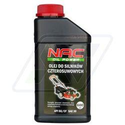 Olej NAC SAE-30 do kosiarki 0.6 L.