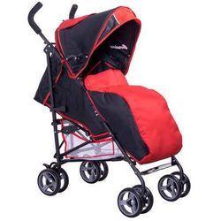 Wózek spacerowy Luvio czerwony