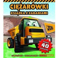 Ciężarówki. Książka z zadaniami - Praca zbiorowa (opr. miękka)