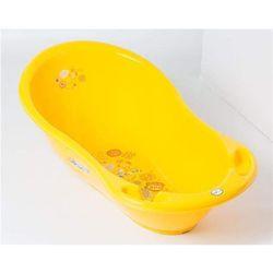 WANNA DZIECIĘCA 102 FOLK - żółty