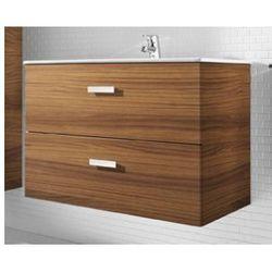 ROCA Victoria Basic Unik szafka z szufladami orzech + umywalka 100 A855851222