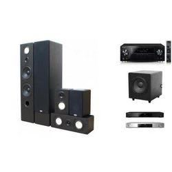 PIONEER VSX-930 + BDP-180 + TAGA HARMONY TAV-806 + TSW-120 - Kino domowe - Autoryzowany sprzedawca