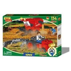 Klocki Best Lock Town Maszyny rolnicze 135 elementów