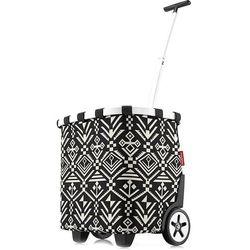 Wózek na zakupy Reisenthel Carrycruiser Hopi Black