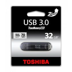 TOSHIBA FLASHDRIVE 32GB USB 3.0 mini WHITE