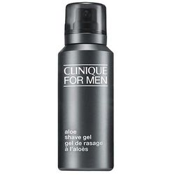 Clinique For Men Skin Supplies Aloe Shave Gel Aloesowy żel do golenia 125 ml
