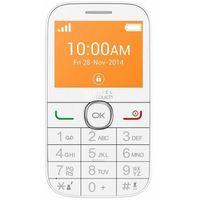 Telefon ALCATEL 20.04G Biały