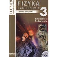 FIZYKA 3 LO ZR PODRĘCZNIK / OPERON (opr. miękka)