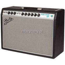 Fender ′68 Custom Deluxe Reverb lampowy wzmacniacz gitarowy 22W Płacąc przelewem przesyłka gratis!