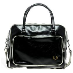 Fred Perry Travel Holdall - Black