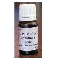 Olej z Róży Mosqueta 100%, odmładzający 10ml Rhea