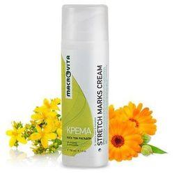 Macrovita - Stretch marks cream - Krem na rozstępy z zielem dziurawca i skrzypem polnym - 150 ml