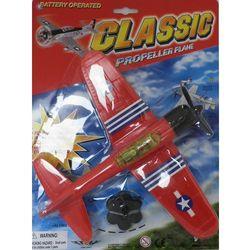 Samolot podwieszany Classic czerwony