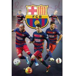 FC Barcelona Gwiazdy Sezonu - plakat