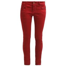 Mos Mosh NELLY Jeansy Slim fit syrah red