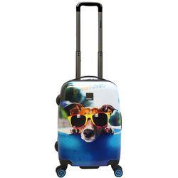 Walizka na kółkach Happy Dog Saxoline (29L) Dostawa GRATIS!