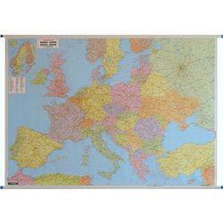 Europa mapa ścienna administracyjno-drogowa 1:2 600 000 Freytag & Berndt