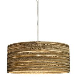 Lampa wisząca Carton Drum