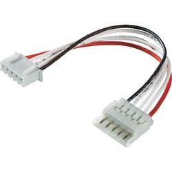 Przejściówka kabla do ładowania Li-Po Modelcraft EH-ST. XH-BU. 3-biegunowy