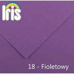 Brystol Canson Iris B1/240g fioletowy 25ark.