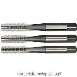 Zestaw gwintowników ręcznych M18 x2 HSS
