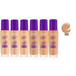 ASTOR Perfect Stay 24H Foundation + Perfect Skin Primer SPF20 podklad do twarzy i baza 302 Deep Beige 30ml