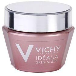 Vichy Idéalia Skin Sleep lekki balsam regenerujący na noc + do każdego zamówienia upominek.