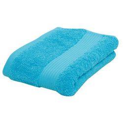 Gözze, ręcznik bawełniany, seria NEW YORK UNI, rozmiar 30x30cm, kol. turkusowy, nr 550-2118-2