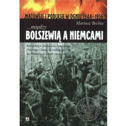 Między Bolszewią a Niemcami (opr. twarda)