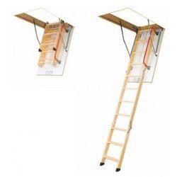 Schody strychowe FAKRO LWK Plus 60x140/305