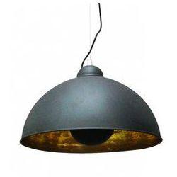 Lampa wisząca ANTENNE czarny/złoty