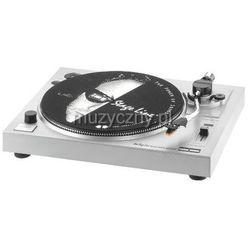 IMG Stage Line DJP-104USB Gramofon stereo HiFi z przedwzmacniaczem i portem USB