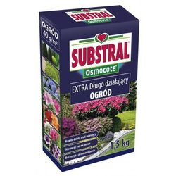 SUBSTRAL Osmocote do OGRODU 1.5KG