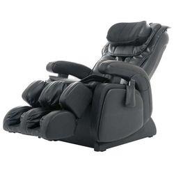 Fotel masujący FINNSPA PREMION BLACK - SALONY WARSZAWA, ŁÓDŹ, WROCŁAW, GLIWICE - ZAPRASZAMY