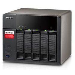 QNAP TS-563-2G 5x0HDD 2GB 2,0GHz 2LAN 5xUSB3.0 DARMOWA DOSTAWA DO 400 SALONÓW !!