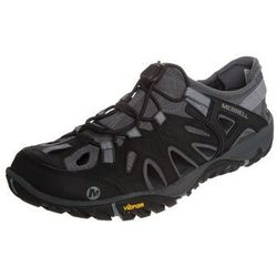 Merrell ALL OUT BLAZE SIEVE Sandały trekkingowe black/wild dove