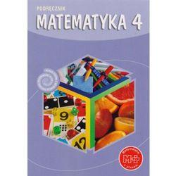 MATEMATYKA Z PLUSEM 4 SP PODRĘCZNIK (opr. miękka)