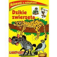 Dzikie zwierzęta Lampart - Praca zbiorowa (opr. miękka)