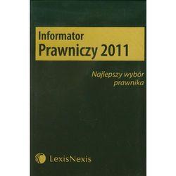 Informator Prawniczy 2011 Najlepszy wybór prawnika B6 czarny
