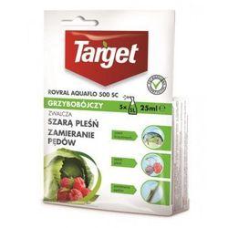 Rovral Aquaflo 500 SC 25 ml preparat zwalczający choroby grzybowe borówki, truskawki, maliny oraz innych roślin uprawnych