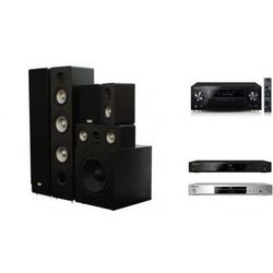PIONEER VSX-930 + BDP-180 + TAGA TAV-406 + TSW-90 - Kino domowe - Autoryzowany sprzedawca