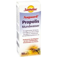 Aagaard Propolis płyn do płukania jamy ustnej 50 ml