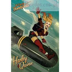 DC Comics Bombshells Harley Quinn Bomb - plakat